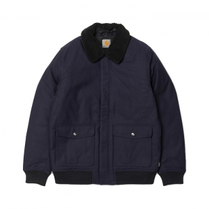15FA MONROE JACKET dark navy